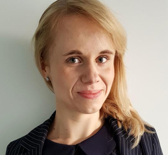 Katarzyna Smoleń-Drzazga